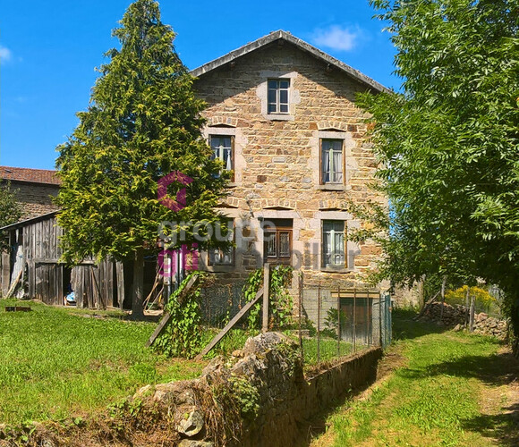 Vente Maison 4 pièces 85m² La Chapelle-Agnon (63590) - photo