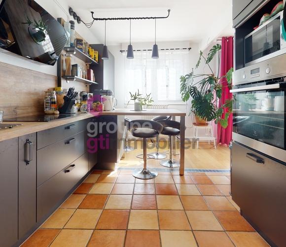 Vente Appartement 3 pièces 68m² Issoire (63500) - photo