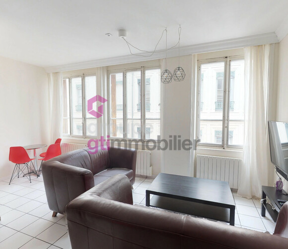 Vente Appartement 5 pièces 117m² Saint-Étienne (42000) - photo
