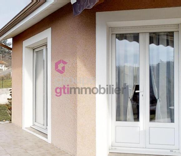 Vente Maison 6 pièces 140m² Annonay (07100) - photo