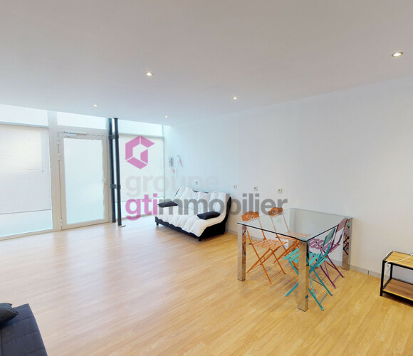 Vente Appartement 1 pièce 42m² Firminy (42700) - photo