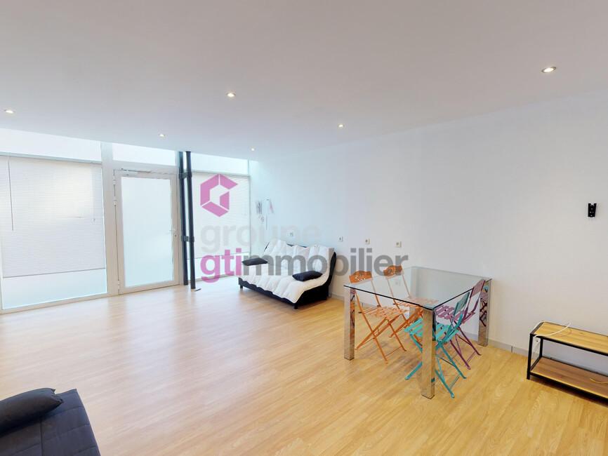 Vente Appartement 1 pièce 42m² Firminy (42700) - photo