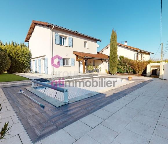 Vente Maison 5 pièces 120m² Boisset-lès-Montrond (42210) - photo