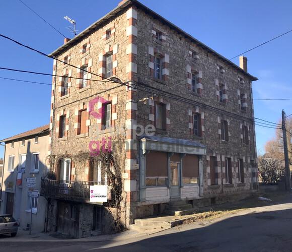 Vente Immeuble 4 pièces Bellevue-la-Montagne (43350) - photo