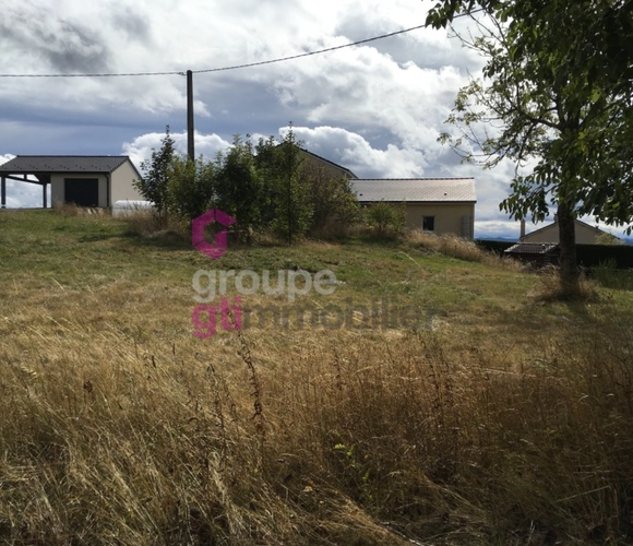 Vente Terrain 904m² Saint-Agrève (07320) - photo