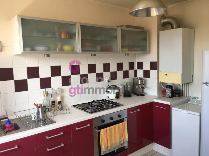 Vente Appartement 3 pièces 58m² Issoire (63500) - photo