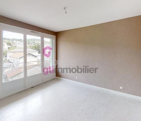 Vente Appartement 2 pièces 46m² La Ricamarie (42150) - photo