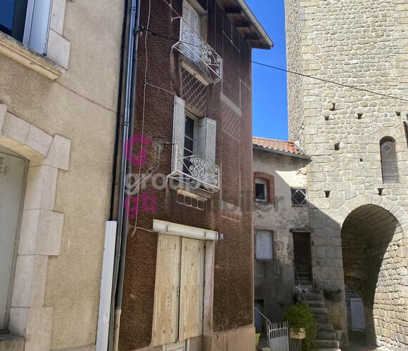 Vente Maison 3 pièces 60m² Craponne-sur-Arzon (43500) - photo