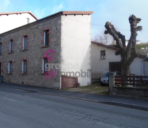 Vente Maison 9 pièces 165m² Montfaucon-en-Velay (43290) - photo