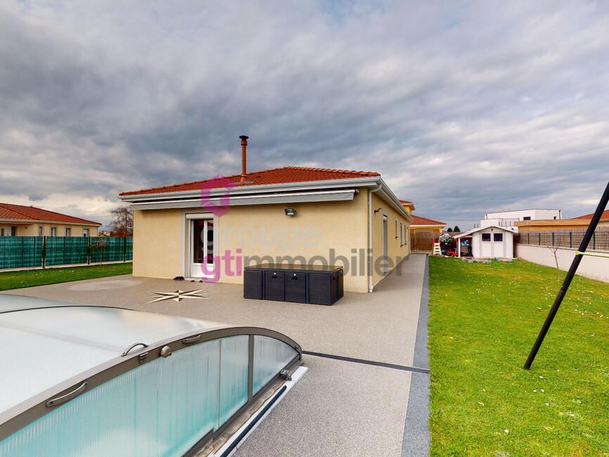 Vente Maison 5 pièces 119m² Saint-Just-Saint-Rambert (42170) - photo