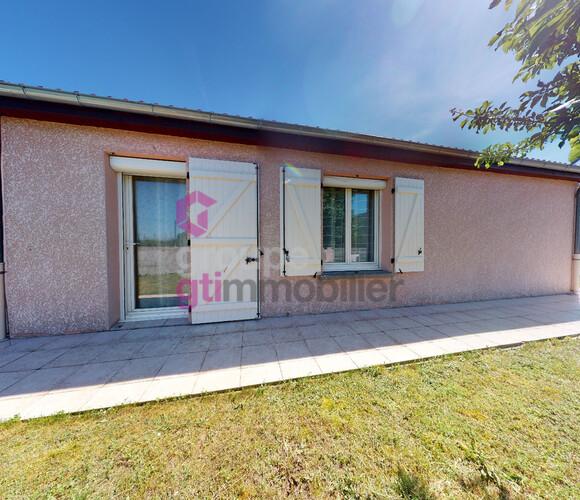 Vente Maison 4 pièces 98m² Billom (63160) - photo