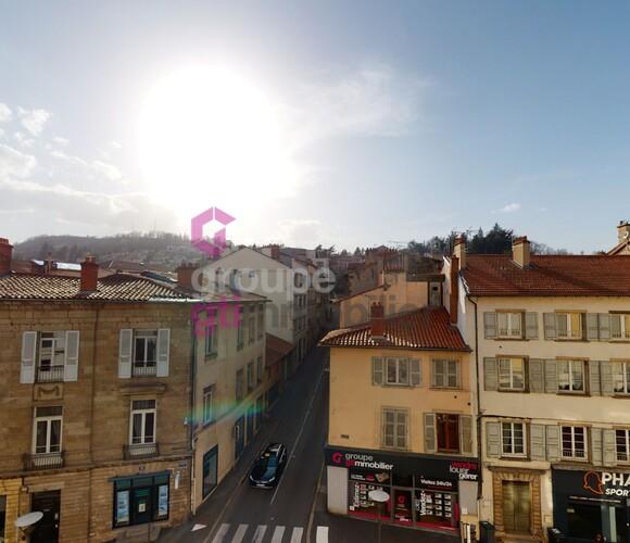 Vente Appartement 4 pièces 82m² Le Puy-en-Velay (43000) - photo