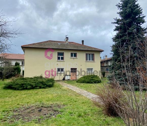 Vente Maison 6 pièces 119m² Courpière (63120) - photo