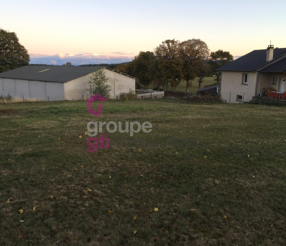 Vente Terrain 1 148m² Saint-Agrève (07320) - photo