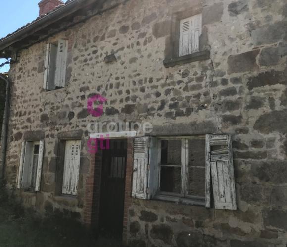 Vente Maison 3 pièces 40m² Saint-Nizier-de-Fornas (42380) - photo