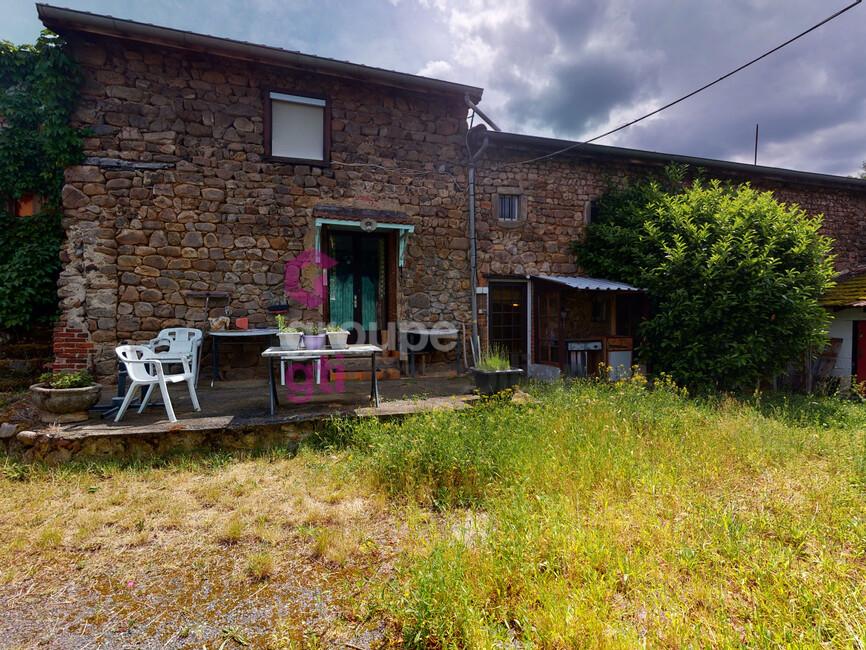 Vente Maison 4 pièces 120m² Saint-Just-Saint-Rambert (42170) - photo