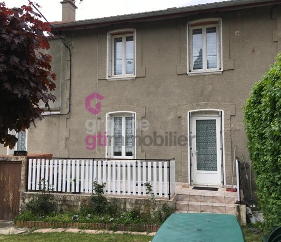 Vente Maison 3 pièces 52m² Aurec-sur-Loire (43110) - photo