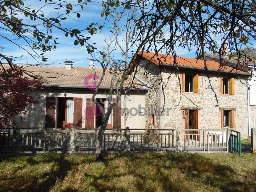 Vente Maison 98m² Montfaucon-en-Velay (43290) - photo