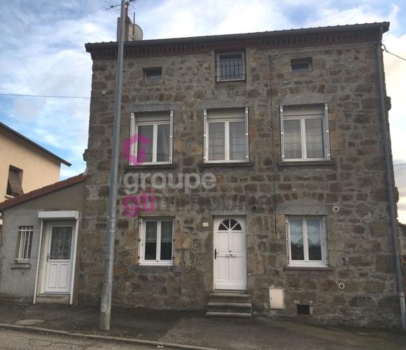 Vente Maison 5 pièces 115m² Sainte-Sigolène (43600) - photo