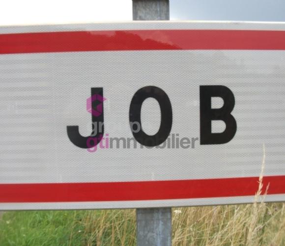 Vente Terrain 3 700m² Entre Ambert et Job. - photo