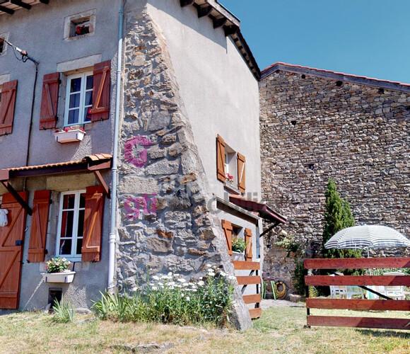 Vente Maison 5 pièces 68m² La Chaise-Dieu (43160) - photo