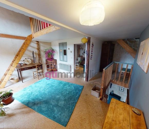 Vente Maison 5 pièces 150m² Périgneux (42380) - photo