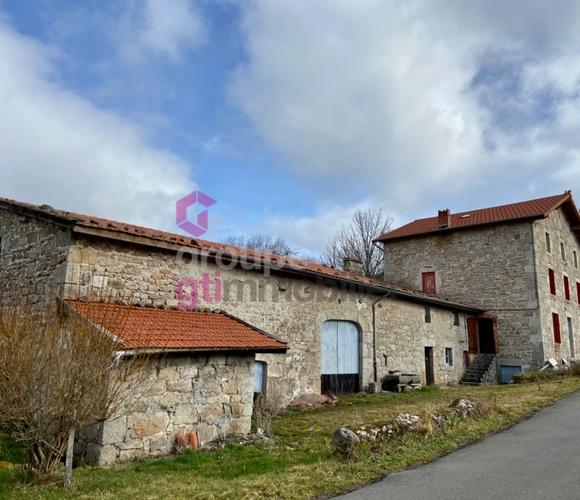 Vente Maison 9 pièces 215m² Le Brugeron (63880) - photo