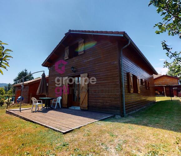 Vente Maison 5 pièces 75m² Cunlhat (63590) - photo