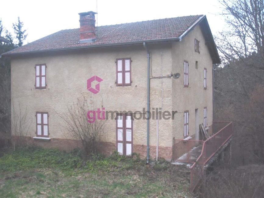 Vente Maison 7 pièces 120m² Arlanc (63220) - photo