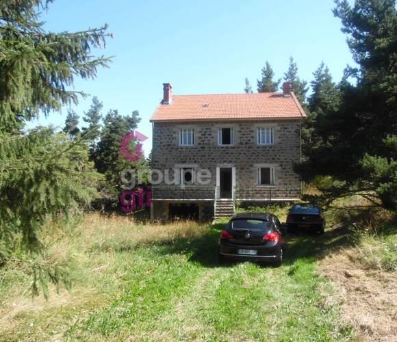 Vente Maison 7 pièces 160m² Saint-Clément (07310) - photo