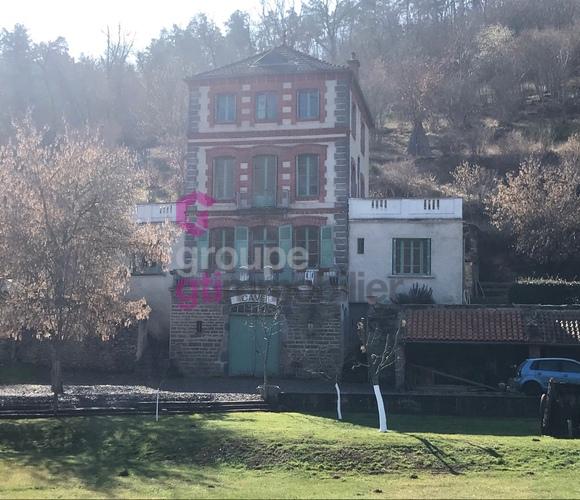 Vente Maison 14 pièces 240m² Brioude (43100) - photo