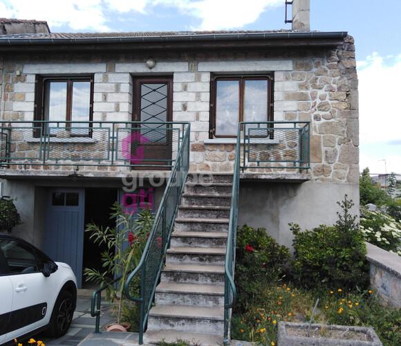 Vente Maison 4 pièces 70m² Grazac (43200) - photo