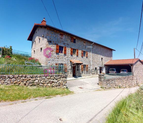 Vente Maison 7 pièces 92m² Bas-en-Basset (43210) - photo