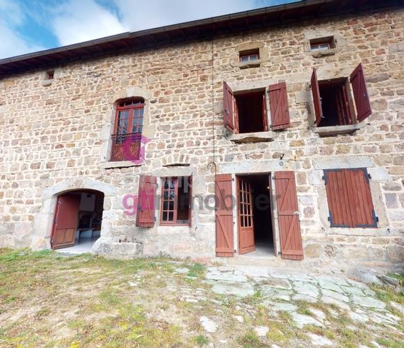 Vente Maison 8 pièces 200m² Saillant (63840) - photo
