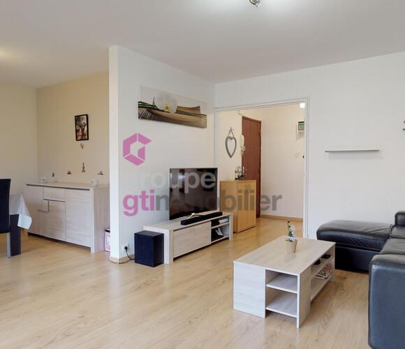 Vente Appartement 3 pièces 75m² Lempdes (63370) - photo