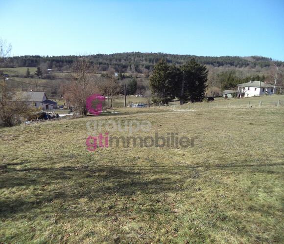 Vente Terrain 1 100m² Saint-Julien-Chapteuil (43260) - photo