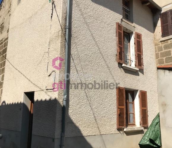 Vente Maison 4 pièces 55m² Langeac (43300) - photo