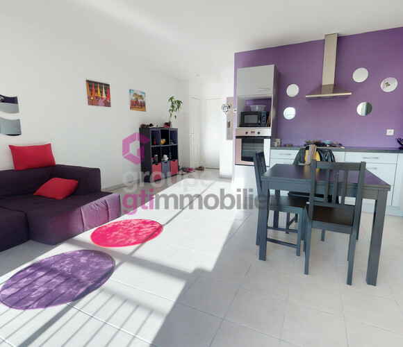 Vente Appartement 3 pièces 55m² Annonay (07100) - photo
