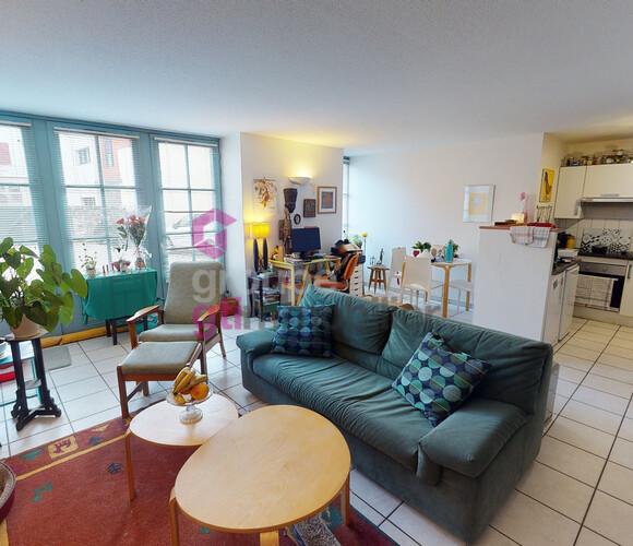 Vente Appartement 1 pièce 50m² Le Puy-en-Velay (43000) - photo