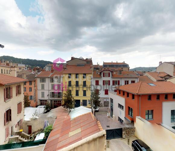 Vente Appartement 4 pièces 96m² Le Puy-en-Velay (43000) - photo