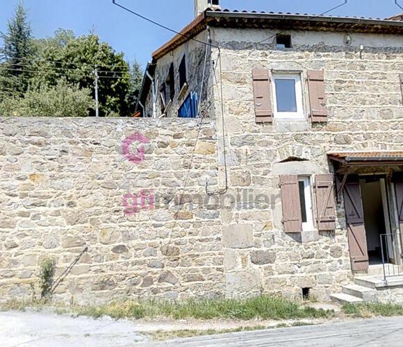 Vente Maison 3 pièces 69m² Annonay (07100) - photo