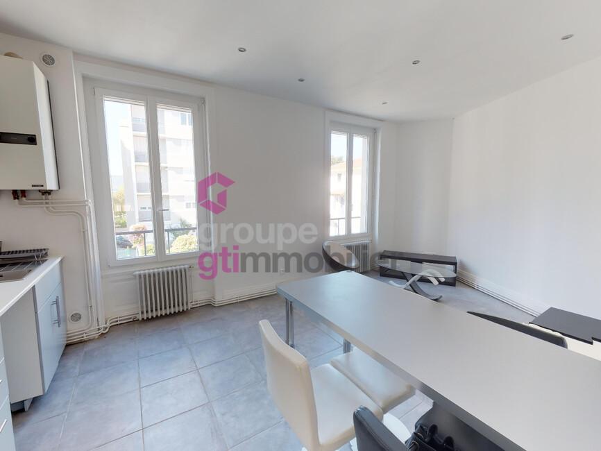 Vente Appartement 3 pièces 55m² Firminy (42700) - photo