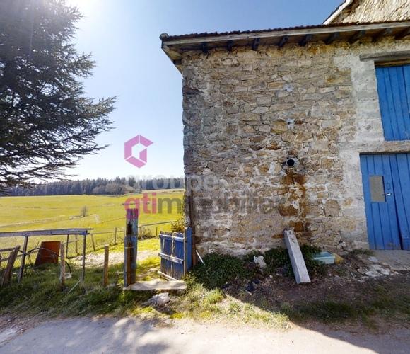 Vente Maison 3 pièces 146m² Saint-Julien-Molhesabate (43220) - photo