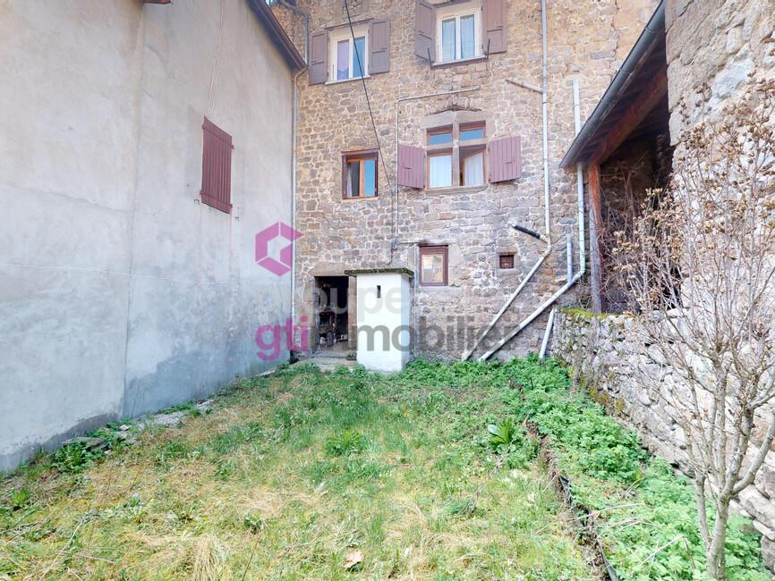 Vente Maison 5 pièces 100m² Annonay (07100) - photo
