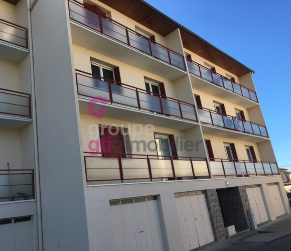 Vente Appartement 70m² Montbrison (42600) - photo
