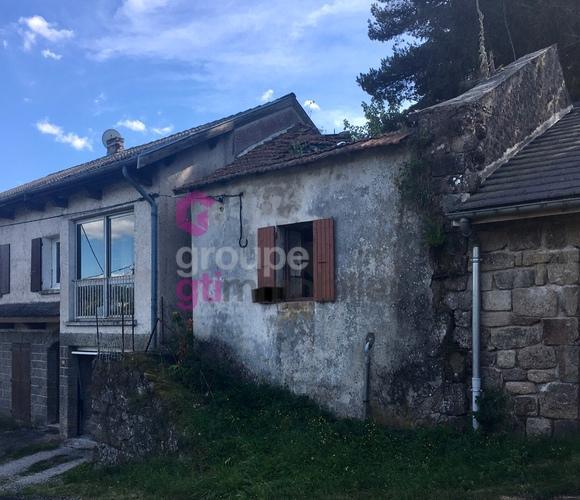 Vente Maison 70m² Saint-Agrève (07320) - photo