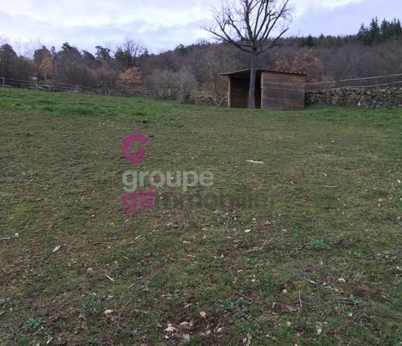 Vente Terrain 1 030m² Annonay (07100) - photo