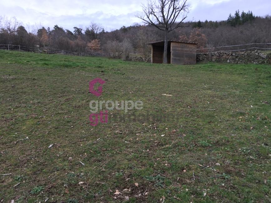 Vente Terrain 1 030m² Annonay (07100) - photo