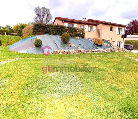 Vente Maison 5 pièces 90m² Saint-Didier-en-Velay (43140) - photo