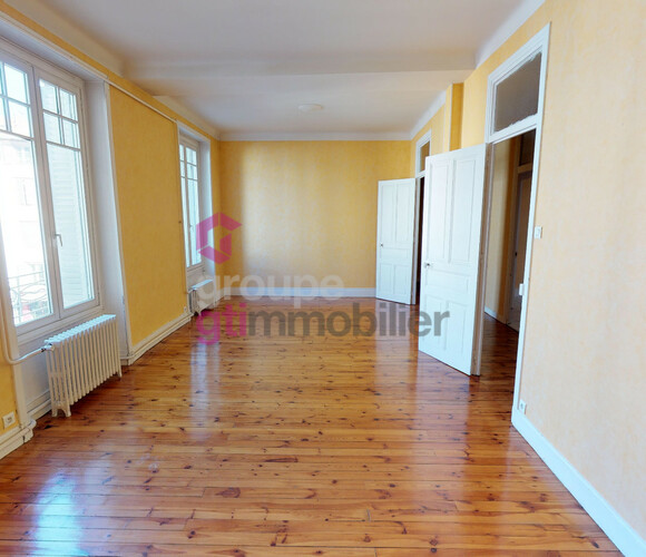 Vente Appartement 4 pièces 121m² Le Puy-en-Velay (43000) - photo
